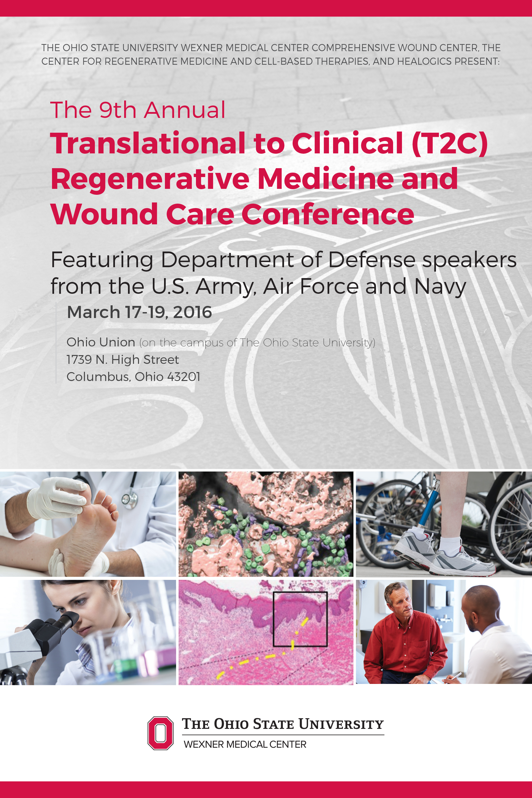 Wound Care for Nurses - Ninth Annual T2C Conference 2016